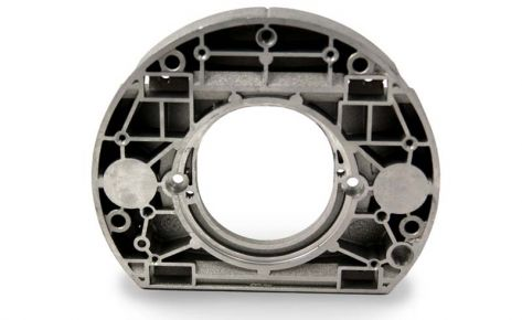 Fiancata scorrevole per supporto rotante